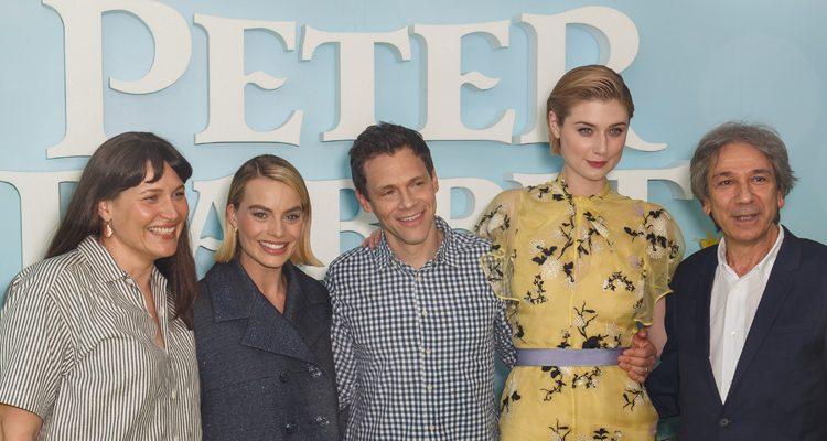 Peter Rabbit Australian Premiere